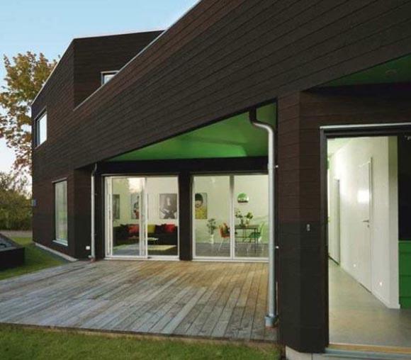 Bold Sweden House Design
