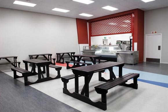 Interior Design of Cafeteria by Mayer Vorster1 Interior Design of Cafeteria by Mayer Vorster