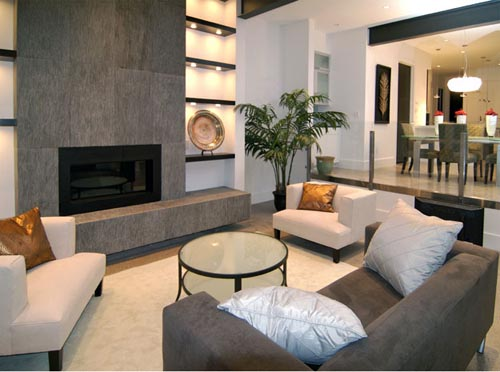 Modern contemporary house design by vast architecture interior design architecture furniture for Architecture living room design