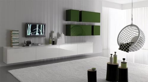 modern living room design from diotti a&f | interior design