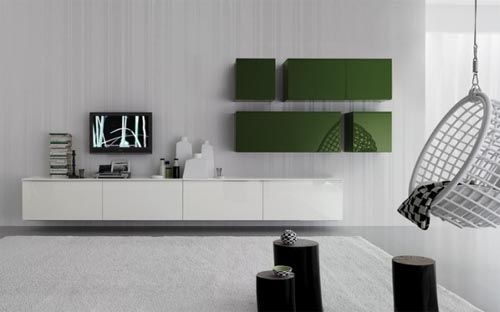 Modern Living Room Design From Diotti AF