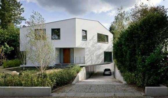 Villa Bussum by GROUP A 1 Villa Bussum, Modern Villa by GROUP A