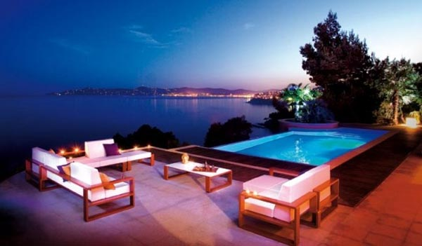 Contemporary Outdoor Furniture Set from Ego Paris Contemporary Outdoor Furniture Set from Ego Paris