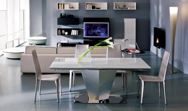 Extendable Dining Table Design