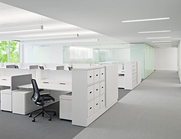 White office interior design by garcia tamjidi open for White office interior