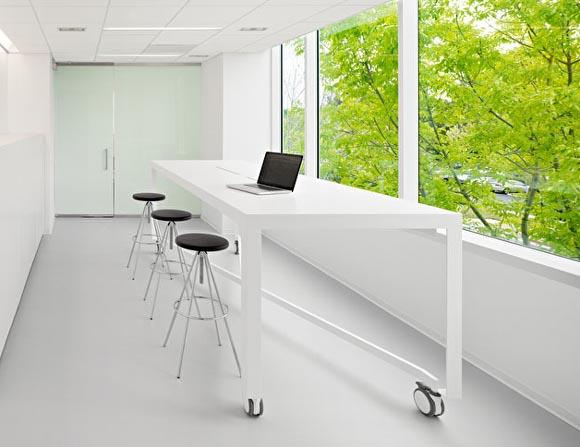 Garcia tamjidi interior design architecture furniture for White office interior