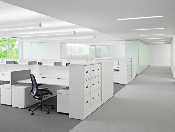 White Office Interior Design Interior DesignArchitecture