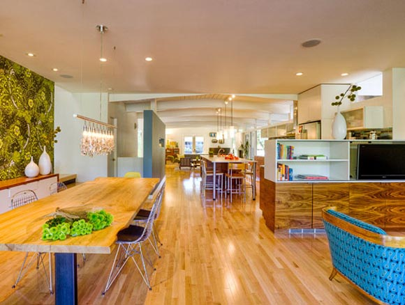 interior view photography. Laurelhurst Residence By Robin Chell Design Interior View Photography I