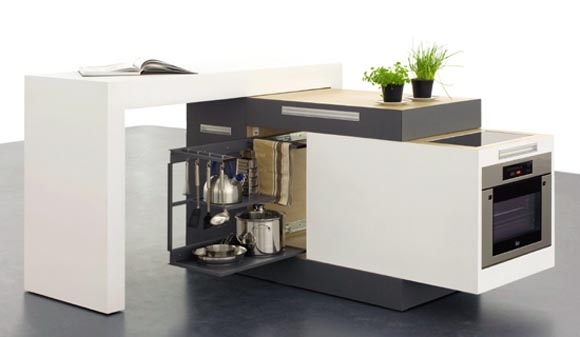 Modular Kitchen Design by German Designers
