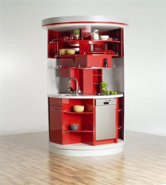 Original Circle®Kitchen - Modern CityKitchen Lifestyle