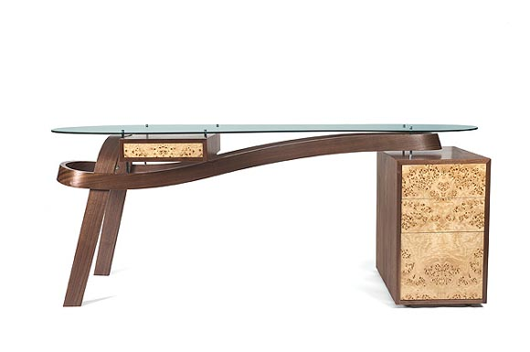 Molly Desk by Toby Howes Furniture Molly Desk   Luxury Desk by Toby Howes Furniture