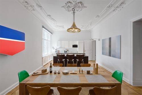 Spreebogen Apartment in Berlin, Germany by BERLINRODEO