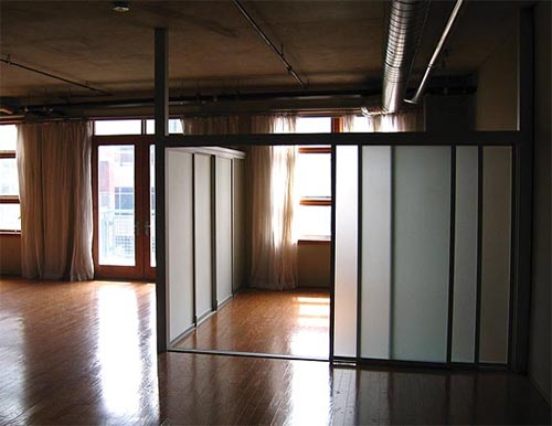 Minimalist Sliding Door And Minimalist Transparent Sliding