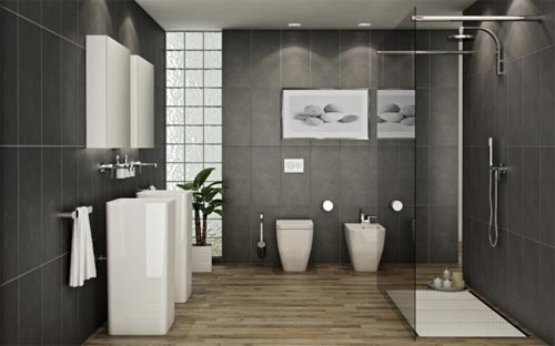 Modern Bathroom Design | Interior Design|Architecture|Furniture ...