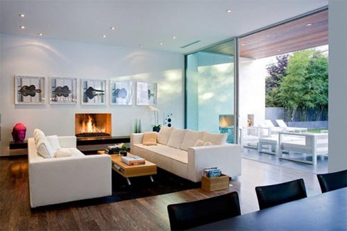 Amazing Interior Design Adorable Modern House Design With Amazing Interiorarchitect Steve Kent Inspiration Design