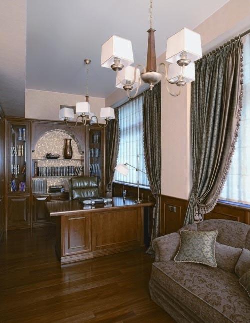 Extravagant Apartment Design in Moscow