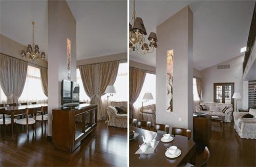 Extravagant Apartment Design in Moscow  Interior DesignArchitectureFurnitureHouse Design