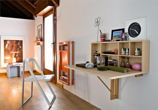 Spacebox, Kitchen Furniture by Calligaris