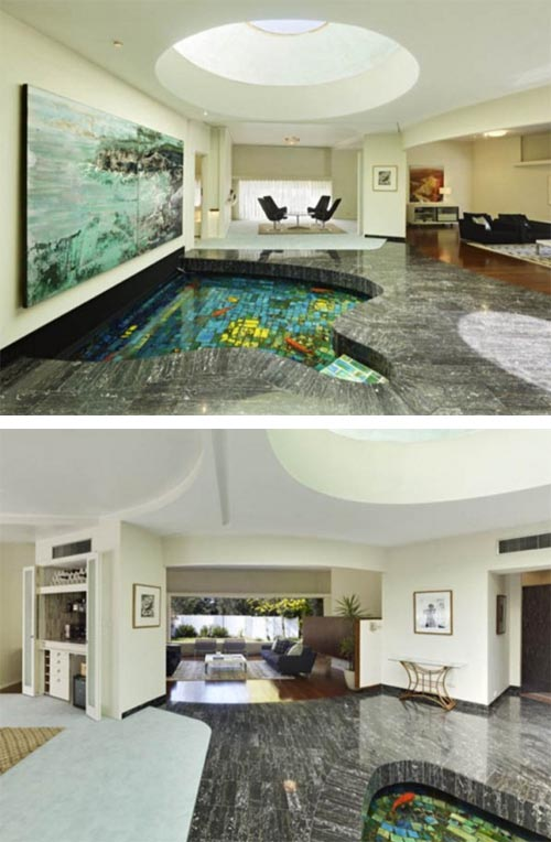 Amazing House Interior Design: Camelot In Centennial Park, Sydney With Amazing Interior