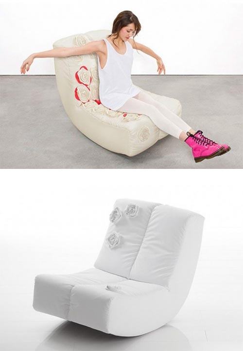 Most Cozy And Comfortable Rocking Chair By Kati Meyer
