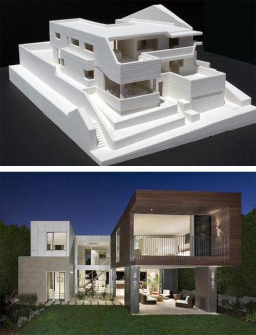 House in Cheviot Hills of Los Angele Built a House in Cheviot Hills of Los Angele