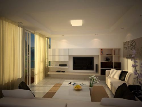cool living room designs modern cool living room design