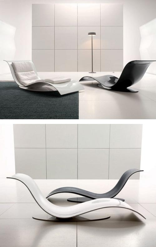 Stylish relax chair design