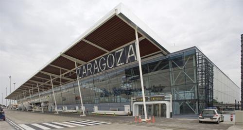 Zaragoza Airport by Vidal y Asociados arquitectos Zaragoza Airport Design by Vidal y Asociados arquitectos