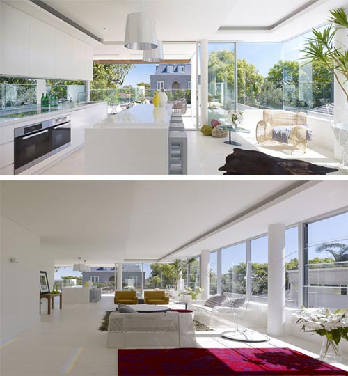 Bellevue Hill by dKO Architecture, Maximise the Million Dollar Views