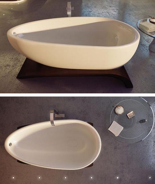Elegant Freestanding Bathtub By Maax Collections Most