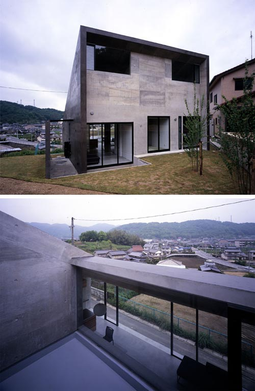 House in Kannabe by Suppose Design Studio