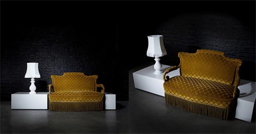 Special Furniture and Interior Design Collections, Iconic Indoors's Collections