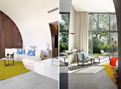 luxury hotel sezz saint in saint tropez france interior design by christophe pillet interior. Black Bedroom Furniture Sets. Home Design Ideas