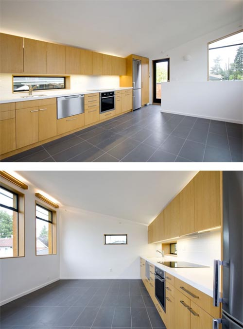 Mendoza lane house in vancouver built with structural for Structural interior design