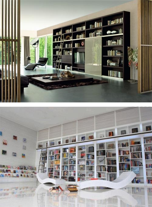 Bookshelf Ideas, Bookshelf Fantasy