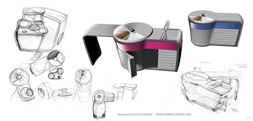 Modular Kitchen for a small size apartments High Tech Kitchen for a Small Size Apartments