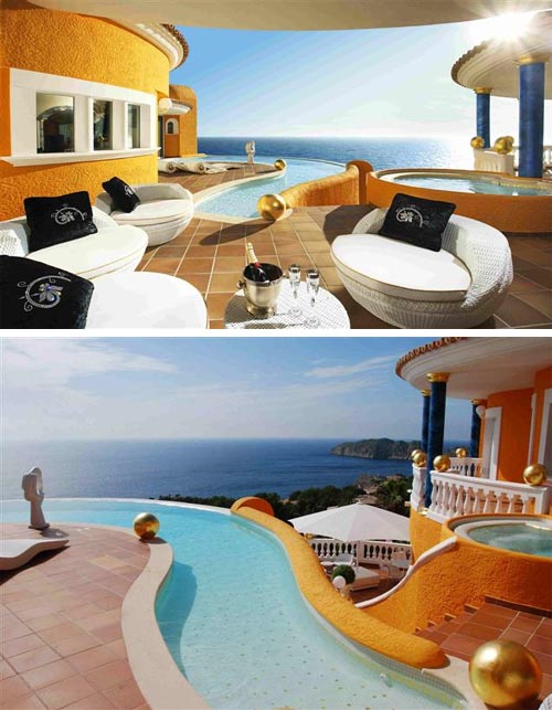 Villa Colani, Ultra Luxurious Villa in Spanish Coast