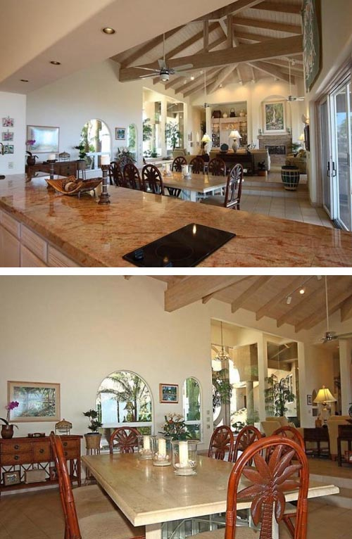 Luxury Kitchen Interior Design: Walske Residence In Kamuela, Hawaii With Luxury Interior