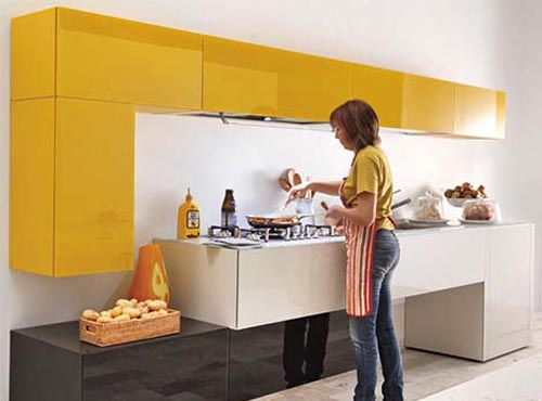 Modern Orange Kitchen Design Modern Orange Kitchen Design of My Dreams