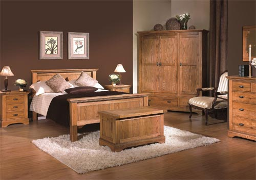 Antique oak bedroom 5 Reasons Oak Furniture Is A Must Have For Any Bedroom