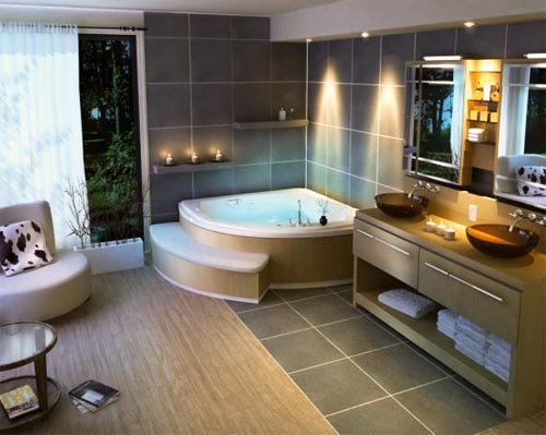 4 Popular Types of Baths for Your Home