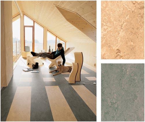 Inspiring Flooring Design for Your New Home