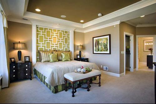 Bedroom1 Basic Decorating Tips for Creating a Beautiful and Relaxing Bedroom