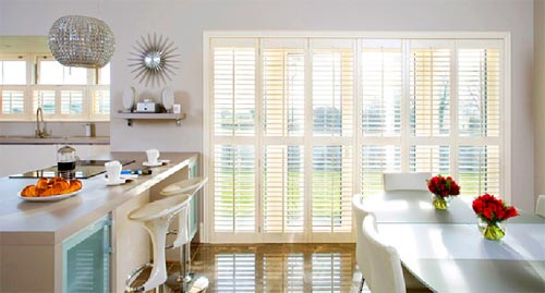 Popular styles of shutters to choose for home decoration