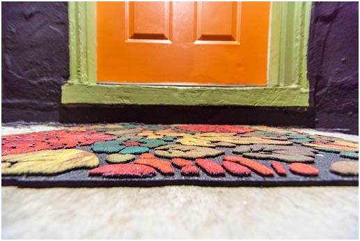 How to use and choose doormats for winter?