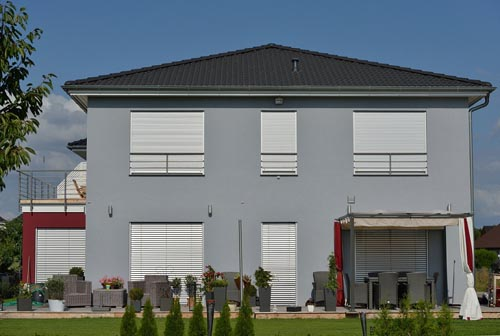 How to Protect your Home and Property with Roller Shutters?
